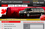 Airport Jet Limousine - Canada